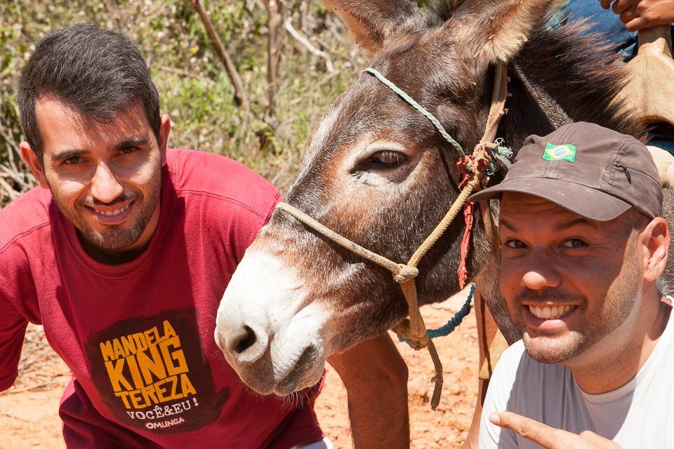 Eu e o fotógrafo voluntário Daniel Machadofoto foi do querido Heitor Reali!