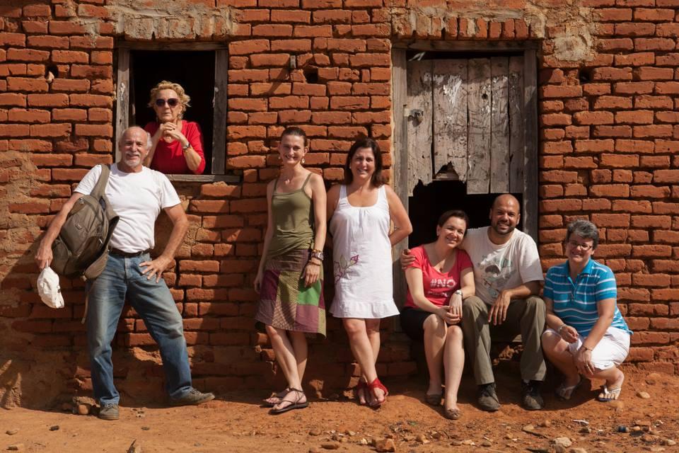 mais que gratidão! A mais pura felicidade! Imagem do fotógrafo voluntário Daniel Machado Fotógrafo!