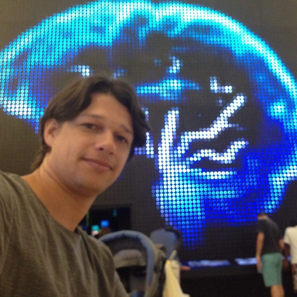 Professor Felipe Braga Ribas integra o grupo internacional de pesquisa.