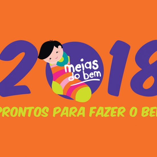 Meias do Bem 2018