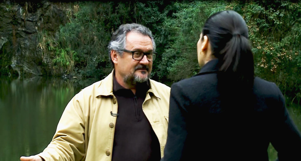 Miguel Milano e Gislene Bastos