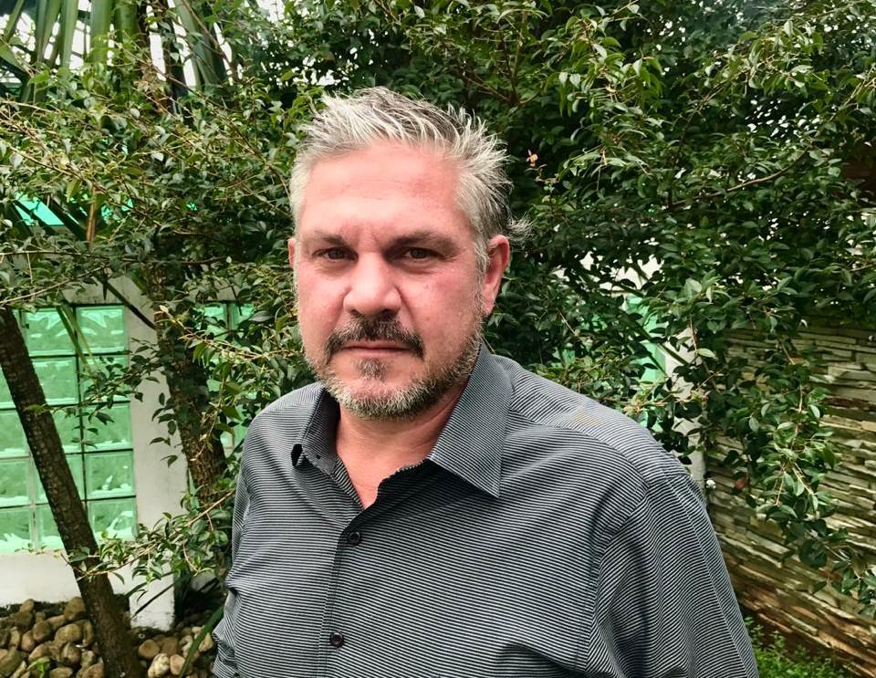Márcio Pizzatto produtor erva mate