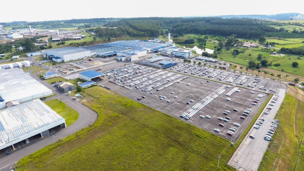 Fábrica Toyota Itaiatuba
