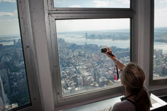 Empire State Building agora com câmeras ao vivo