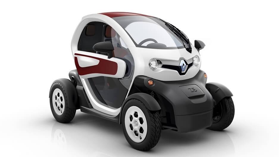 Twizy Renault elétrico