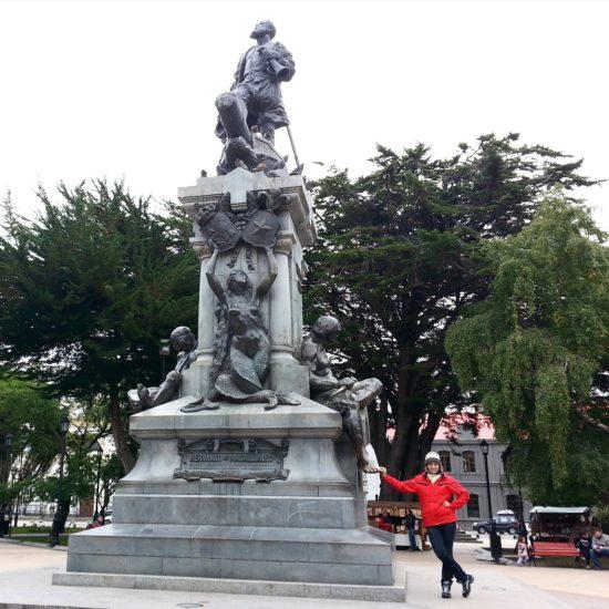 Punta Arenas Chile Gislene Bastos